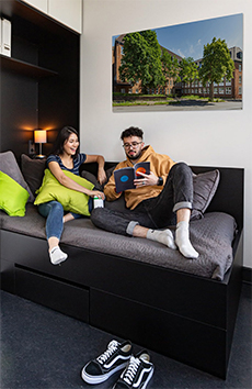 furnished student apartments in Hamburg