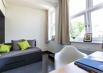 Bett Studentenwohnung Hamburg Wandsbek
