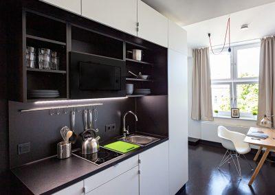 Wohnung STUART Student Apartments in Hamburg